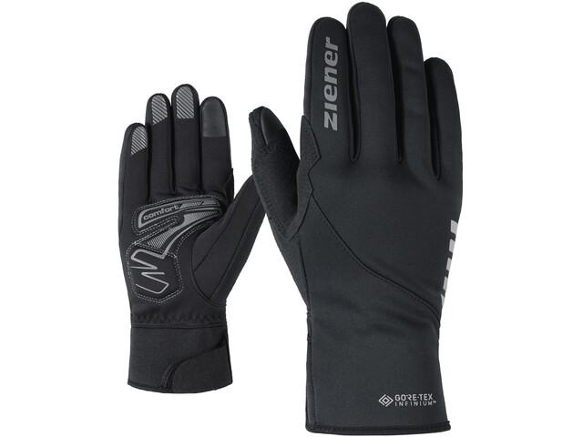 Ziener Dagur GTX Infinium Touch Bike Gloves, black